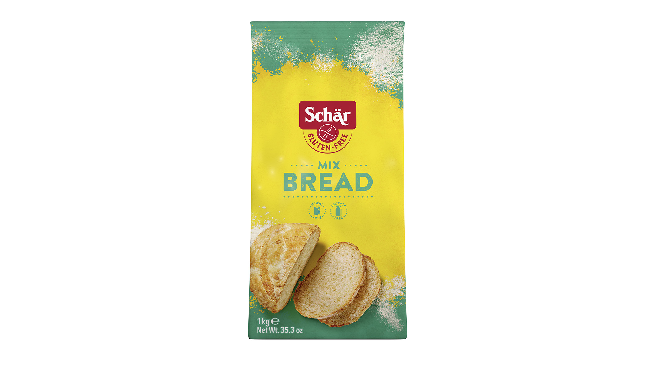 Mix B - Bread-Mix