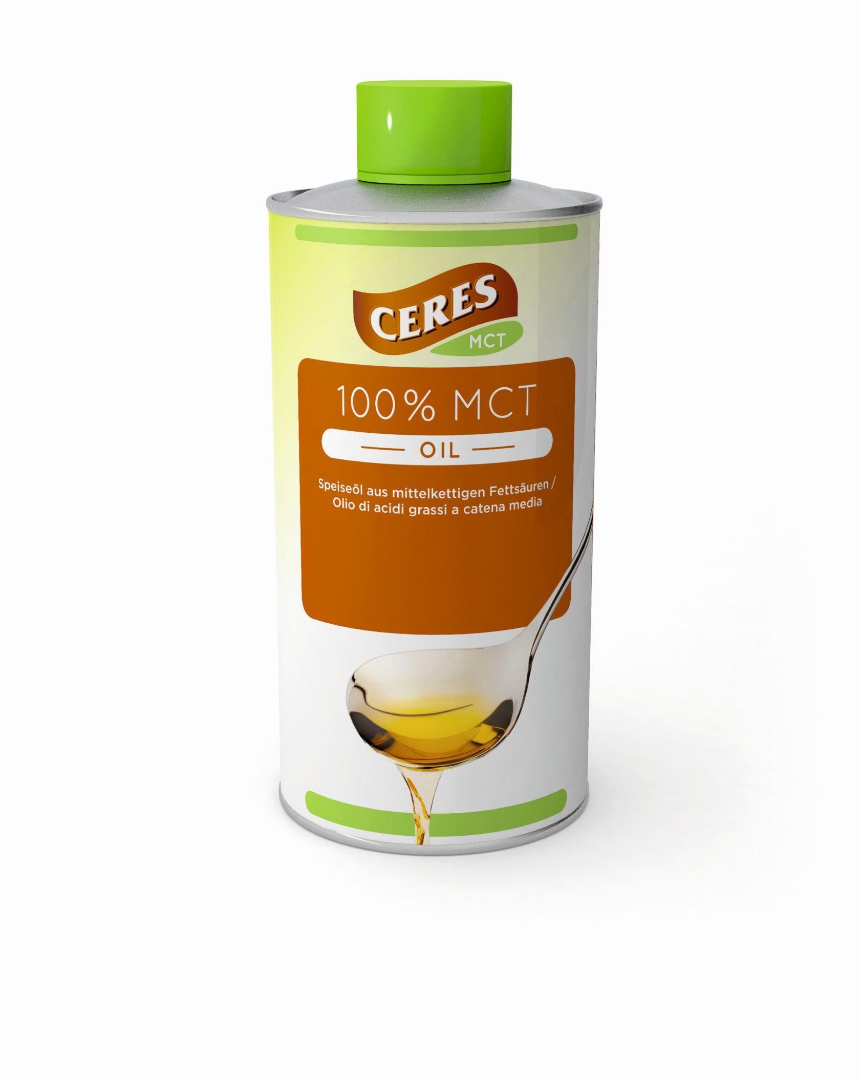 MCT ULJE CERES 100% -MCT OIL CERES 100%